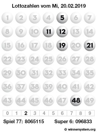 Lottozahlen Vom 22.04 20