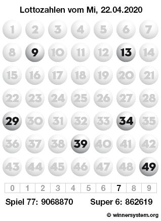 Lotto 22.04 20