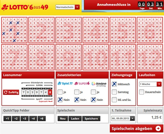 Lotto Saar